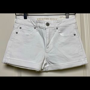 New American Eagle Hi-Rise Shortie 4